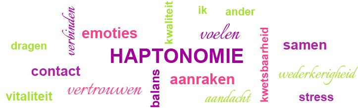 Afbeeldingsresultaat voor haptonomie